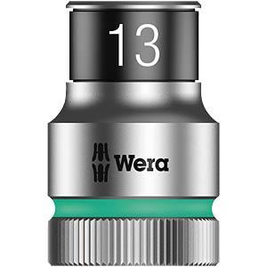 "8790 HMC HF Zyklop socket wrench insert, 1/2"" WERA 05003732001"