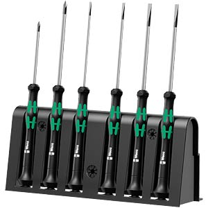 electronic-screwdriverset, 7-pieces WERA 05118152001