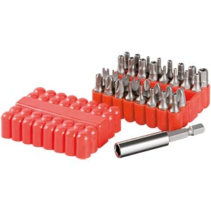 Bit set, 33-piece FIXPOINT 77044