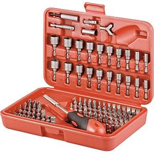Bitsatz 113-teilig FIXPOINT 77119