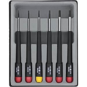 Hexagon screwdriver, 6 pieces, imperial DONAU 280-62