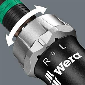 Kraftform Kompakt Pistol RA WERA 05051030001