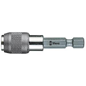 Bithalter, 6,3 mm , Schnellwechselfutter, kurz WERA WERA 05053872001