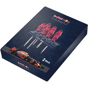 Red Bull Racing Rack Schraubendrehersatz WERA 05227700001