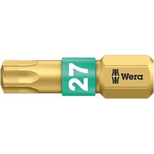 Bit TORX (TX), T27 x 25 mm WERA 05342920001