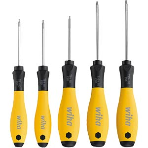 ESD screwdriver set, 5-piece WIHA 27253