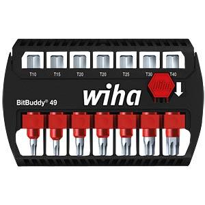 Wiha BitBuddy 49, Torx(R) , 7-tlg WIHA 36925