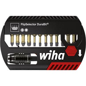Flip selector torsion Dura, mixed, 13-piece WIHA 39046