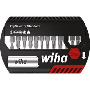 Bit-Satz FlipSelector, 13-teilig gemischt WIHA 39078