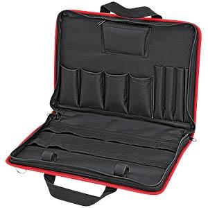 Werkzeugtasche, Polyester, 410x60x290 mm KNIPEX 00 21 11 LE