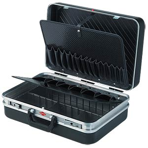 "Tool Case ""Standard"" empty KNIPEX 00 21 20 LE"
