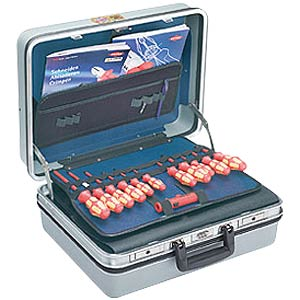 "Tool Case ""Electric"" 23 parts KNIPEX 00 21 30"