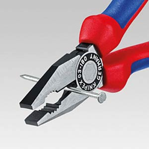 Combination pliers, 200 mm KNIPEX 03 02 200
