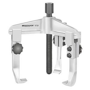 Universal-Abzieher, 3-Arm, 25 - 130 mm, Schnellspanner MATADOR 0727 0102
