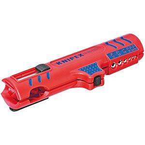 Abmantelwerkzeug, 125 mm, für Rundkabel, 8,0-13,0 mm² KNIPEX 16 85 125 SB