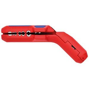 Abmantelwerkzeug, ErgoStrip, 165 mm, für Kabel, 8-13 mm² KNIPEX 16 95 01 SB