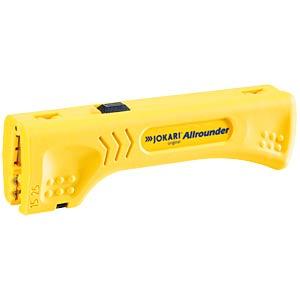 Abmantelwerkzeug, Allrounder, 38 mm, für Rundkabel, 4 -15 mm² JOKARI 30900