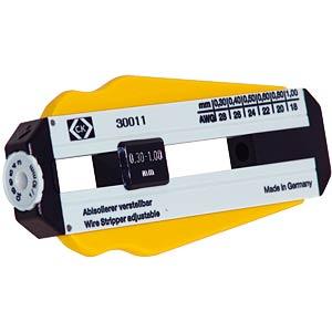 Abisolierwerkzeug, 0,30-1,00 mm² C.K 330011