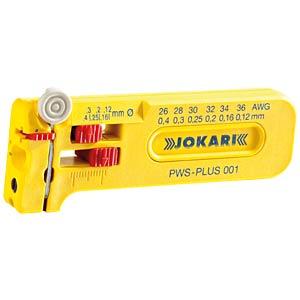 Abisolierwerkzeug, PWS-Plus 001, 0,12-0,40 mm² JOKARI 40024