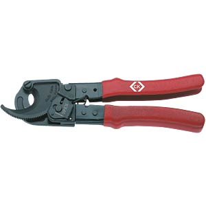 C.K Ratchet Cable Cutters 190mm C.K 430007