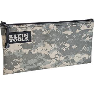 Camouflage Zipper Bag KLEIN TOOLS 5139C