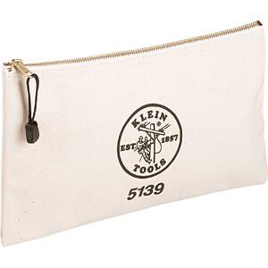 Werkzeugtasche, Reißverschlusstasche, 108 x 177 x 317 mm KLEIN TOOLS 5139