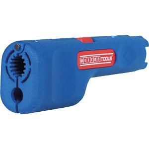 Abisolierwerkzeug, Stripper No. 1 F Plus, für Koaxkabel WEICON 52000001