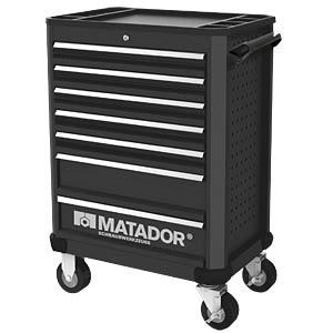 Werkstattwagen, Metall, 795x1000x470 mm MATADOR 8163 0020
