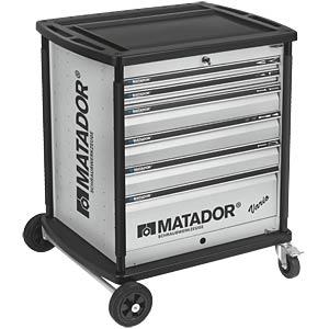 Werkstattwagen, Metall, 780x940x580 mm MATADOR 8164 0001