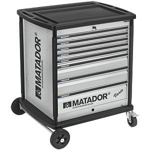 Werkstattwagen, Metall, 780x940x580 mm MATADOR 8164 0021
