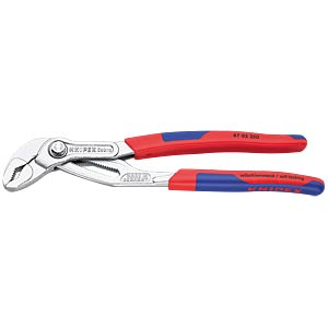 KNIPEX Cobra® Hightech Water Pump Pliers 250 mm KNIPEX 87 05 250