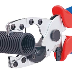 Pipe Cutter for composite pipes KNIPEX 90 25 20