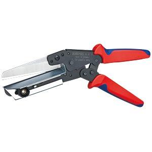 Schere, für Kunststoffe und Kabelkanäle, 275 mm KNIPEX 95 02 21