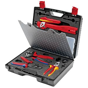 Tool case for MC3 KNIPEX 97 91 02