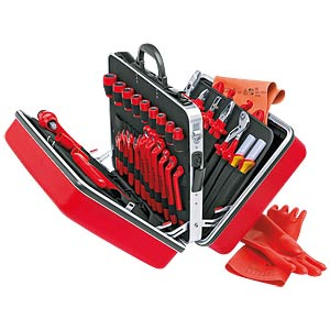 Universal Tool Case 48 parts KNIPEX 98 99 14