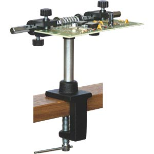 Professional PCB holder with table clamp DONAU PPH2