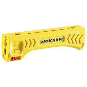 Abmantelwerkzeug, TopCoax, 128 mm, für Rundkabel, 4,8-7,5 mm² JOKARI 30 100