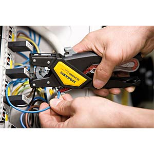 JOKARI - QUADRO - Stripping and Crimping Pliers JOKARI 60000