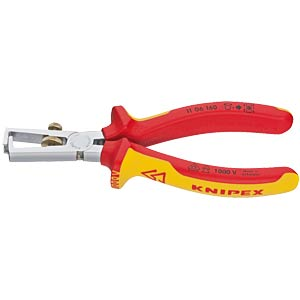 Stripping pliers, 160 mm, 1000 V KNIPEX 11 06 160