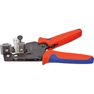 Automatic stripping pliers: 0.03 - 2.0 mm² KNIPEX 12 12 02