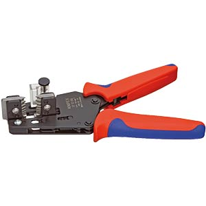 Automatic stripping pliers: 0.14 - 6.0 mm² KNIPEX 12 12 06