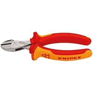 X-Cut compact side cutters, 160 mm KNIPEX 73 06 160