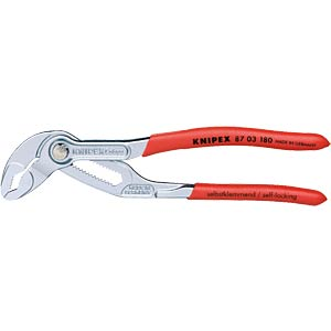 Water pump pliers 125 mm, SW 6 - 27 mm KNIPEX 87 03 125