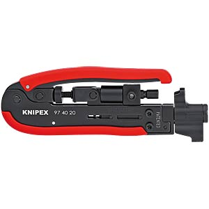 Knipex compression tool for coax plug KNIPEX 97 40 20