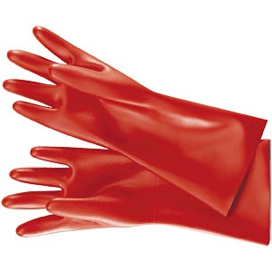Electrician's gloves, size 9 KNIPEX 98 65 40