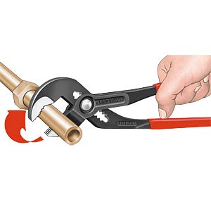Water pump pliers 180 mm, SW 6 - 36 mm KNIPEX 87 01 180