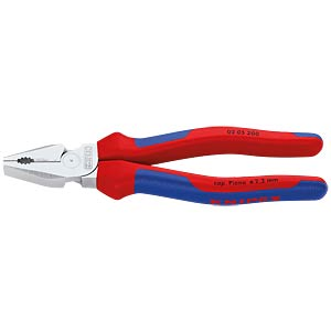 High Leverage Combination Pliers 200 mm KNIPEX 02 05 200