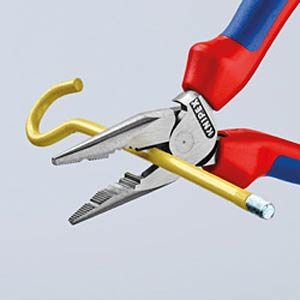 Needle-Nose Combination Pliers 145 mm KNIPEX 08 25 145