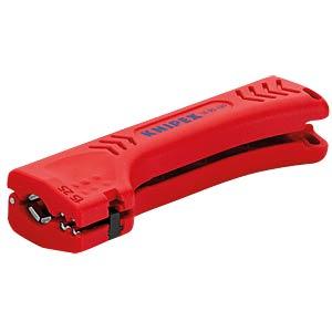 Abmantelwerkzeug, 130 mm, für Rundkabel, Ø 13,0 mm, 1,5+2,5 mm² KNIPEX 16 90 130 SB