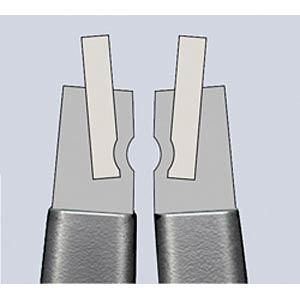 Sicherungsringzange, 90° gebogen, 130 mm KNIPEX 48 41 J11